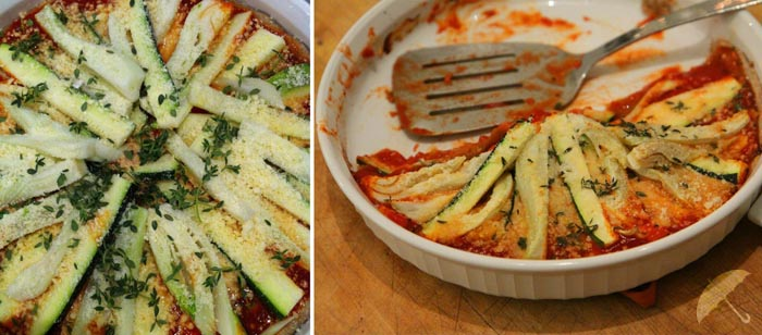 fennel and zucchini tart with tomato jam and olive oil crust