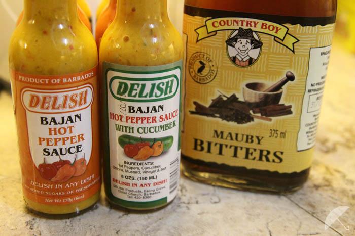 Delish hot sauce