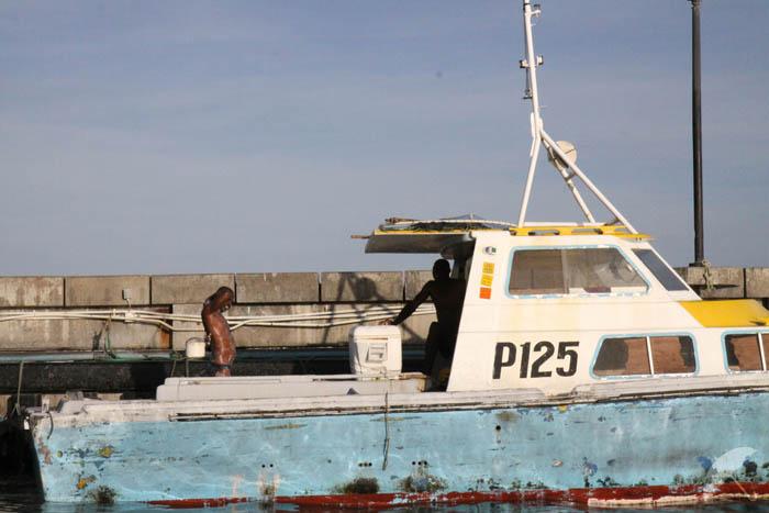 barbados fishermen