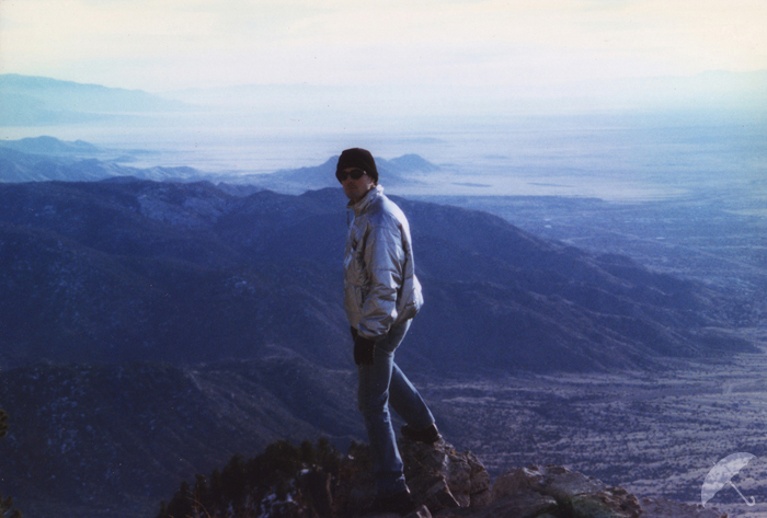 1996 - Sandia Mountains, Albuquerque, New Mexico
